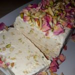 Vanilla Ice Cream With Nuts - Nougat (Ariana Bundy's Recipe)