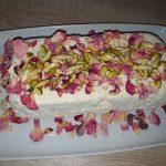 Vanilla Ice Cream With Nuts – Nougat (Ariana Bundy's Recipe)