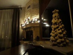 How to prepare gingerbread cookies Christmas tree to impress your home guests.