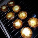 Easy Portuguese Custard Tarts (Jamie Oliver's Recipe)