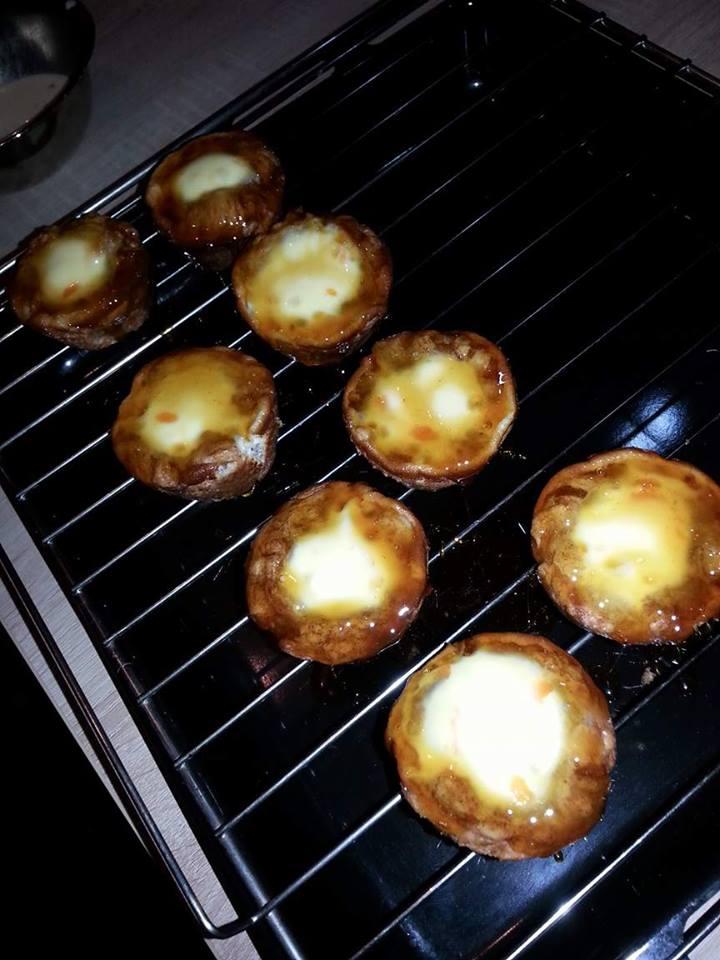 Easy Portuguese Custard Tarts