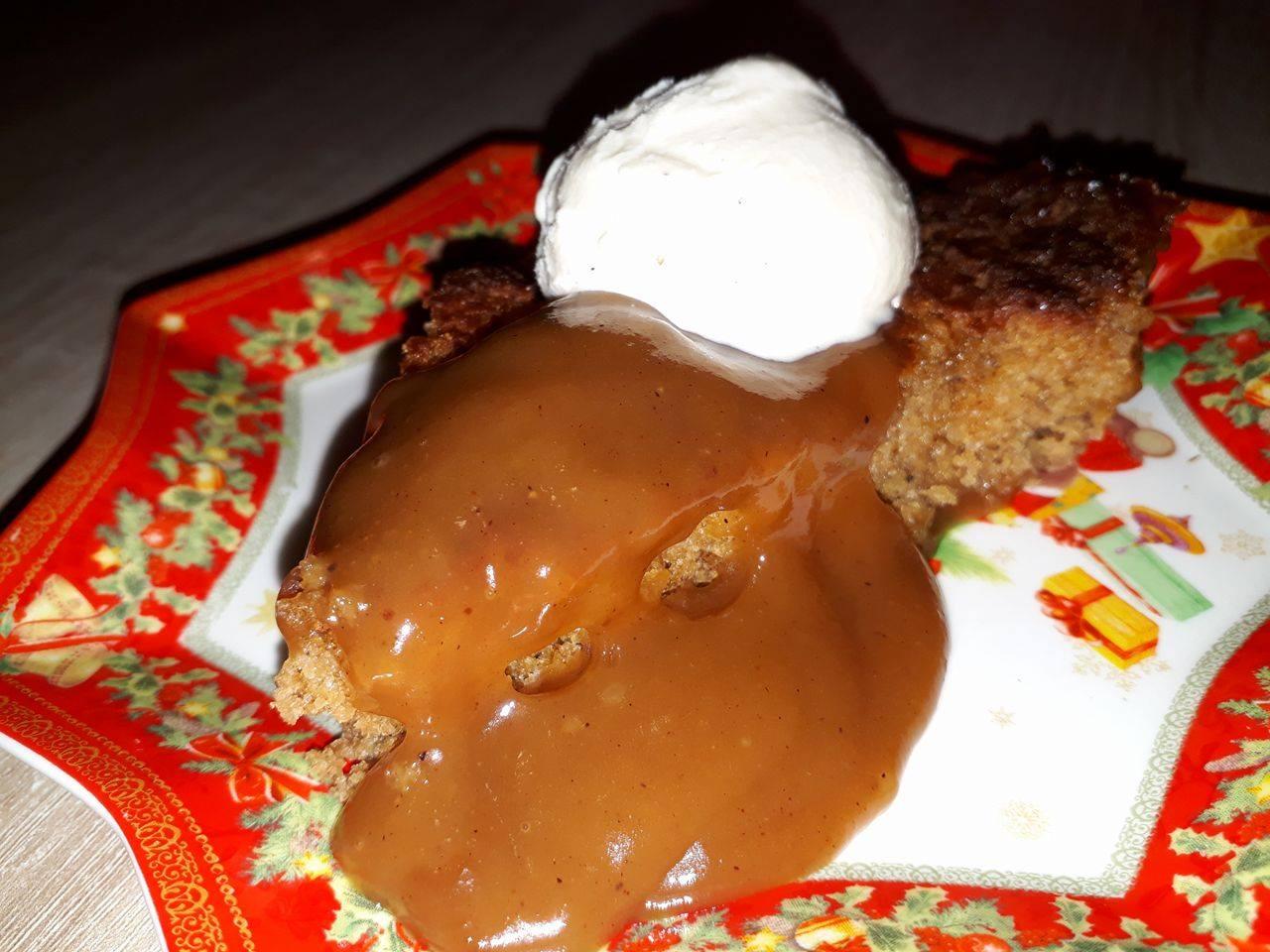 Holiday Hot Cake (Nigella Lawson's Recipe)