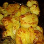 Perfect Oven Roasted Potatoes  (Jamie Oliver's Recipe)