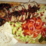 Posh Pork Kebab (Jamie Oliver's Recipe)